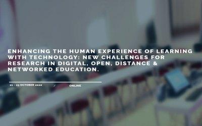 Spodbujanje humanih izkušenj z učenjem s tehnologijo