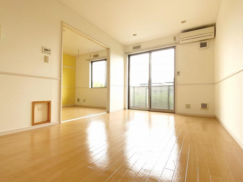 1LDK(42.75㎡)の並木西町アパートは成約致しました♪