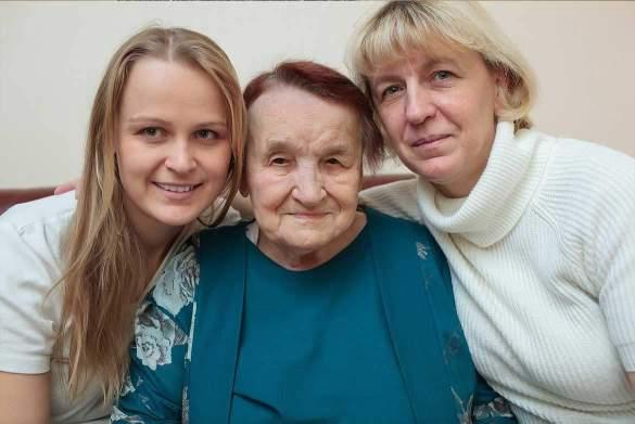 Alzheimer Hasta Bakımı