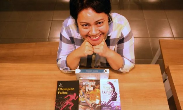 The go getter of Malaysia's literary scene