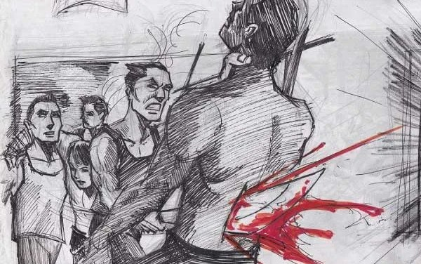 What makes a bloody good storyboard artist? Augustus Tan reveals!