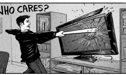 SHORT STORY | Anarchy on a Monday Morning