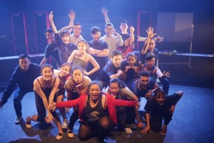 Fame the Musical: Finger snapping and feet tapping good!