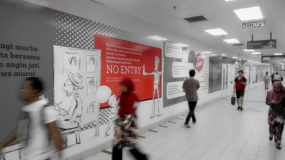 Poetry in the midst of bustling KL? Check out Geraba(k)ata!
