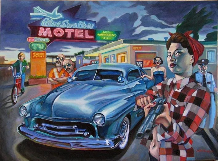 SHORT STORY | The Motel by Laveenia Theertha Pathy