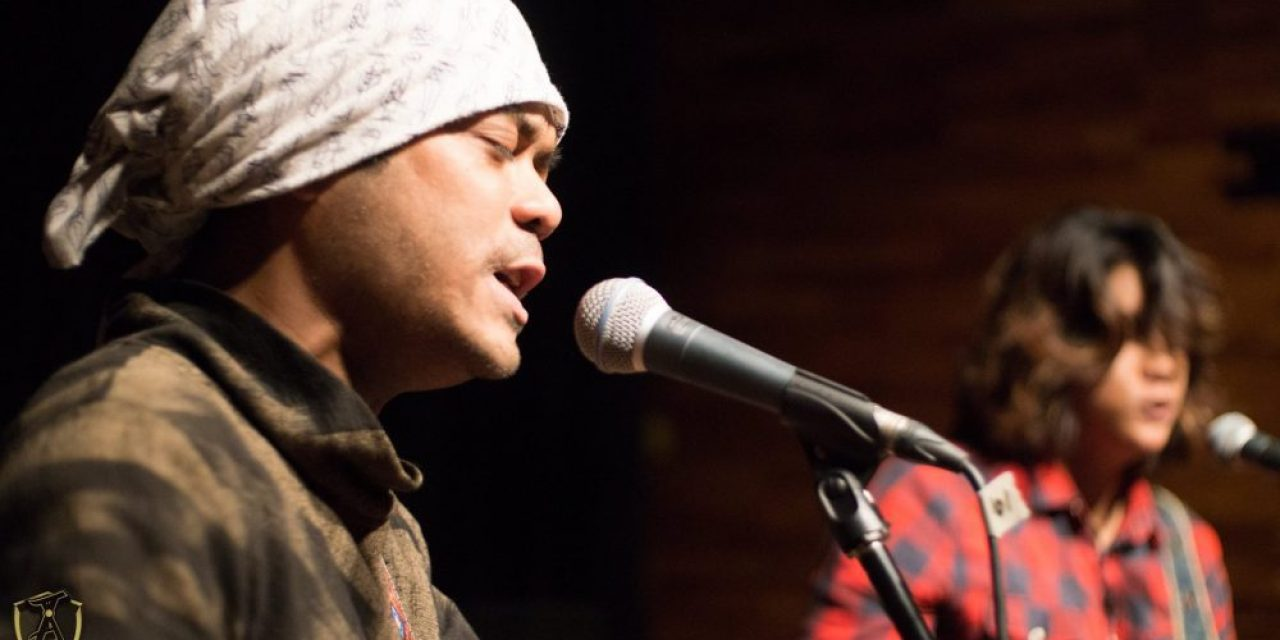 """""""I was paralysed waist down when I re-discovered music,"""" Endee Ahmad"""