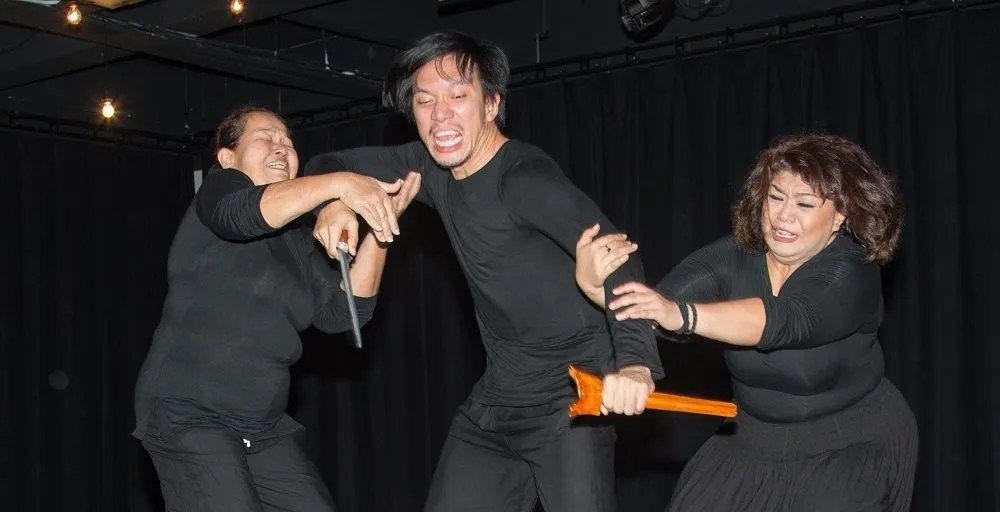 Swordfish + Concubine, two famous Malay folktales come to life on stage!