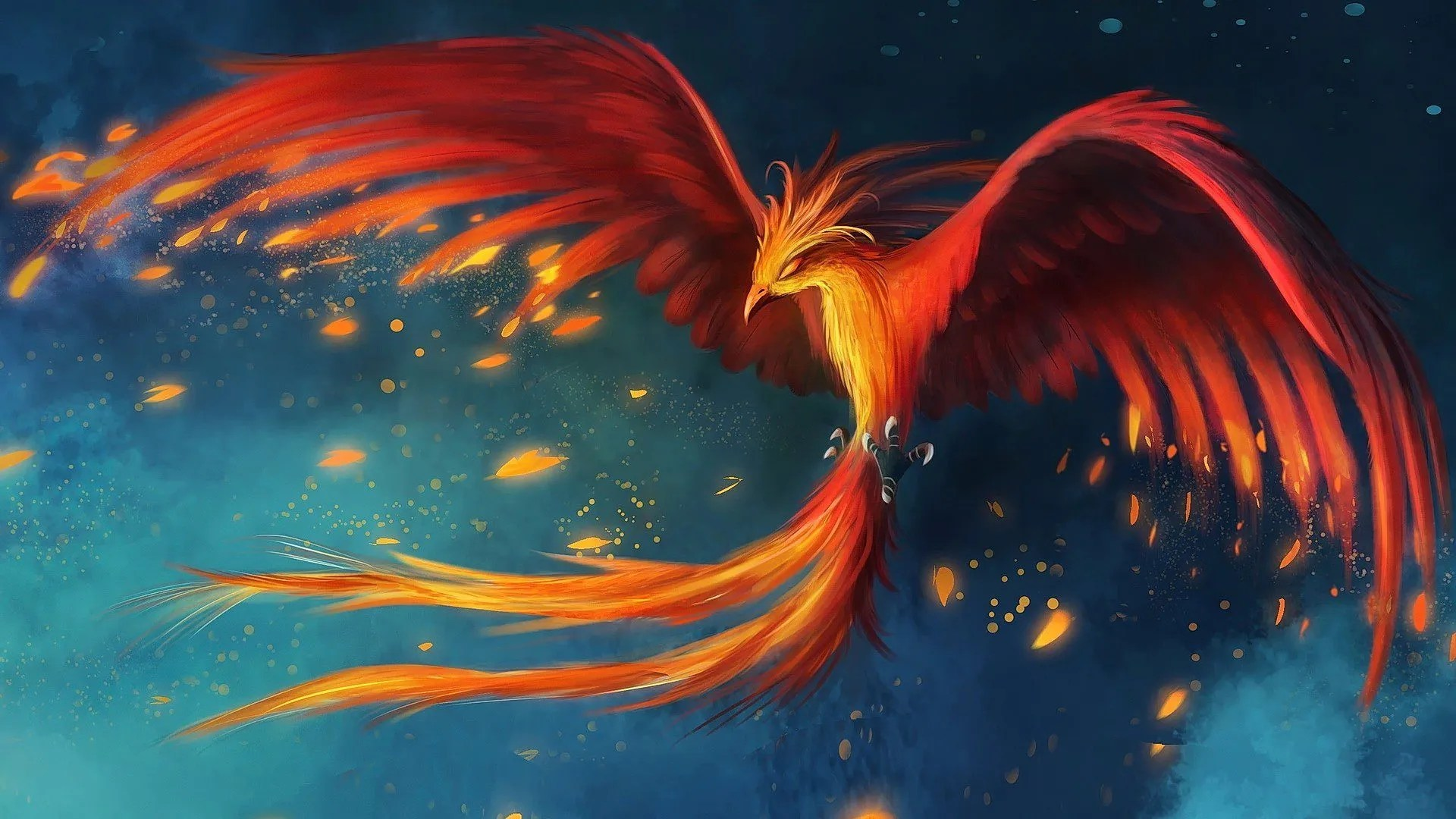 SHORT STORY | The Phoenix that Stains its Feathers by Peter Soh