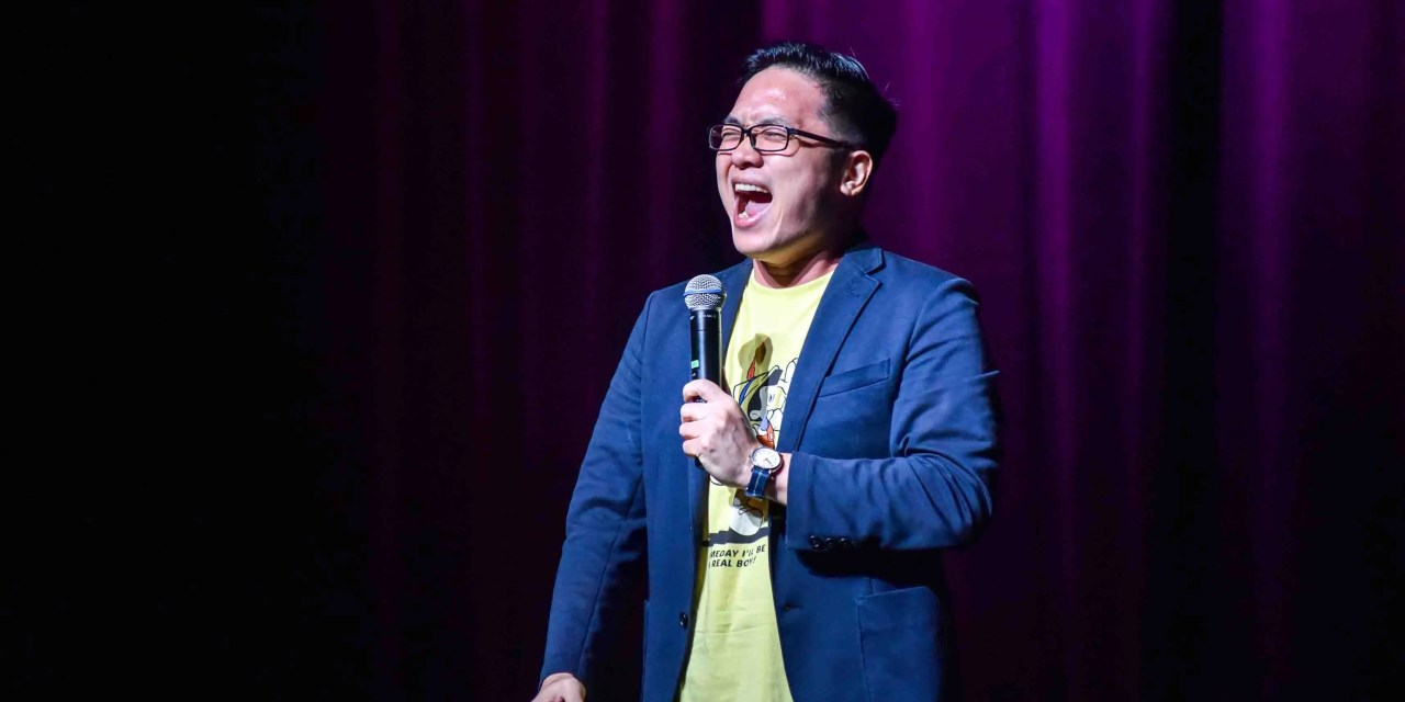 How to be funny in a serious country such as Malaysia? Brian Tan reveals.