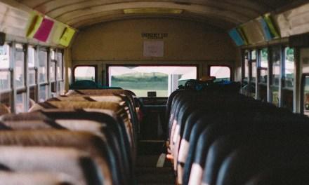SHORT STORY   A Teacher's Journey On A School Bus by Lo Sin Yee