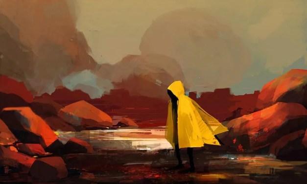 POETRY   Catch The Rain by Azlan Shah Fadzil