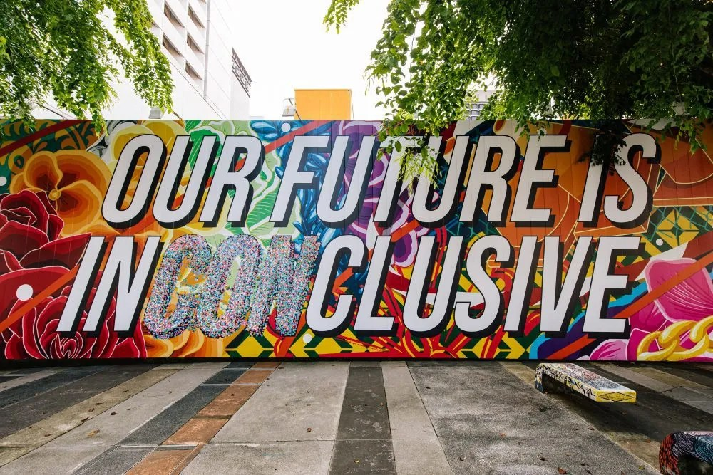 SAM Hoarding Commission: OUR FUTURE IS IN(CON)CLUSIVE by Sam Lo