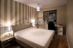 Apartament w Szczecinie do sprzedaży, zdjęcie przedstawia sypialnię