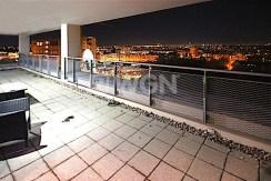 taras w apartamencie na sprzedaż, w Szczecinie