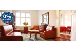luksusowy salon w apartamencie na sprzedaż w Szczecinie