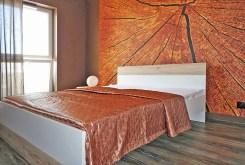 zdjęcie przedstawia sypialnię w apartamencie na sprzedaż w Katowicach