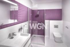 na zdjęciu wyjątkowo luksusowa łazienka w apartamencie nad morzem do sprzedaży