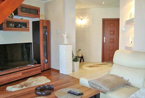 na zdjęciu ekskluzywne wnętrze w apartamencie w Gorzowie Wielkopolskim do sprzedaży