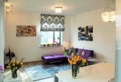 salon w komfortowym apartamencie w Szczecinie na sprzedaż