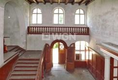 wnętrze pałacu na sprzedaż w województwie zachodniopomorskim