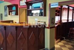 zdjęcie przedstawia bar w willi do wynajmu w okolicy Bielska-Białej