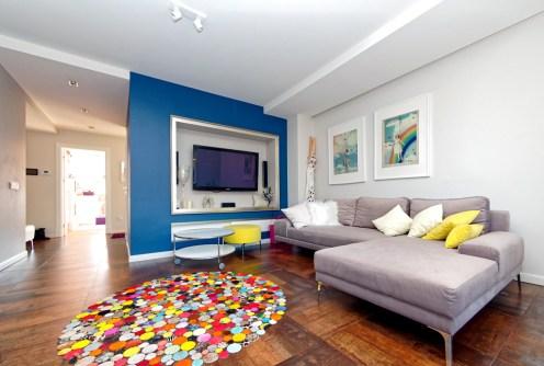 na zdjęciu luksusowe wnętrze apartamentu do sprzedaży w Tarnowie