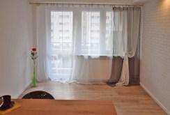 na zdjęciu salon w luksusowym apartamencie w Białymstoku do sprzedaży