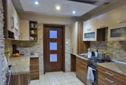 nowoczesna kuchnia w apartamencie w Kwidzynie do sprzedaży