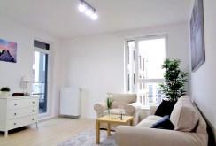 widok na wnętrze ekskluzywnego apartamentu w Olsztynie na sprzedaż