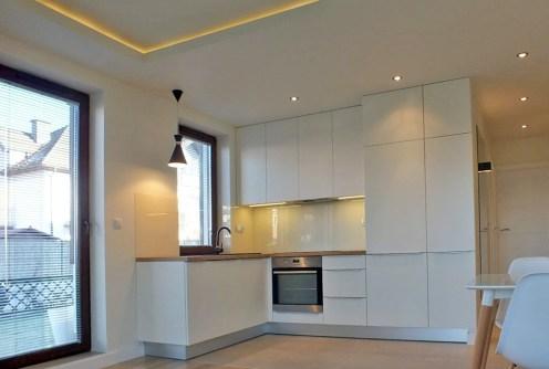na zdjęciu luksusowe wnętrze apartamentu na wynajem w Szczecinie
