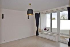 zdjęcie przedstawia pomieszczenie przygotowane pod luksusowy salon w apartamencie na sprzedaż w Białymstoku