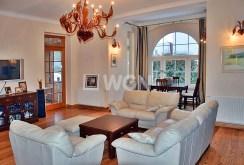 widok na luksusowe wnętrze apartamentu do sprzedaży w Bolesławcu