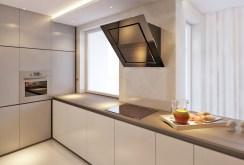 komfortowo wyposażona kuchnia w apartamencie w Głogowie do sprzedaży