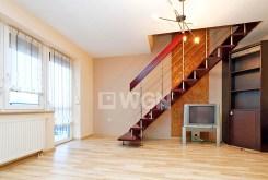 widok na salon w apartamencie do sprzedaży w Tarnowie