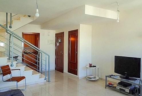 na zdjęciu luksusowe wnętrze ekskluzywnego apartamentu do sprzedaży w Hiszpanii