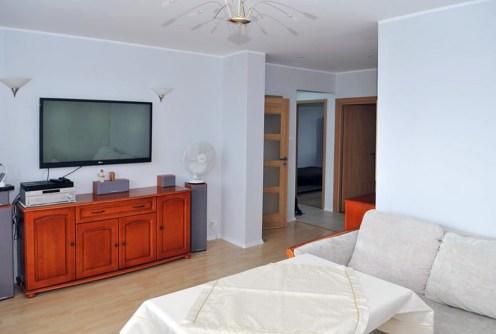 komfortowe wnętrze luksusowego apartamentu do sprzedaży w Szczecinie
