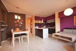 nowoczesne wnętrze w wysokim standardzie w apartamencie do wynajmu w Szczecinie