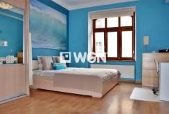 komfortowa sypialnia w luksusowym apartamencie w Bolesławcu na sprzedaż