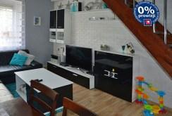 salon w luksusowym apartamencie do sprzedaży w Nowej Soli