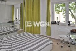 komfortowa, przytulna sypialnia w luksusowym apartamencie w Toruniu do sprzedaży