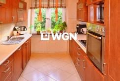 nowoczesna, stylowa kuchnia w luksusowym apartamencie w Legnicy na sprzedaż