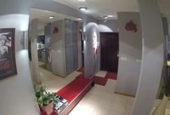 rozkład pokoi i pomieszczeń w ekskluzywnym apartamencie do sprzedaży w Białymstoku