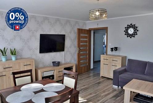 komfortowe wnętrze ekskluzywnego apartamentu do sprzedaży w Bolesławcu