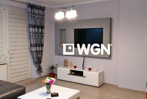 luksusowy salon w ekskluzywnym apartamencie do sprzedaży w okolicach Katowic