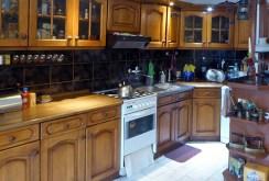komfortowa kuchnia w ekskluzywnej willi w Piotrkowie Trybunalskim na sprzedsaż