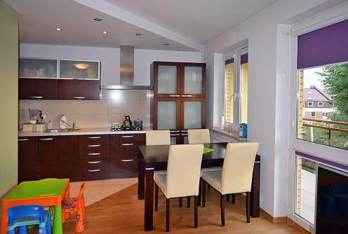 luksusowe wnętrze ekskluzywnego apartamentu do sprzedaży w Białymstoku