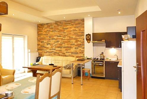nowoczesne wnętrze luksusowego apartamentu do wynajęcia w Ostrowie Wielkopolskim