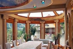 ekskluzywne wnętrze luksusowej willi do sprzedaży w Szczyrku