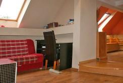 fragment ekskluzywnego salonu w luksusowej willi do sprzedaży w okolicach Legnicy