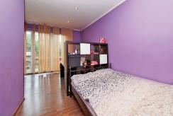 intymna, elegancka sypialnia w ekskluzywnej willi w Tarnowie na sprzedaż
